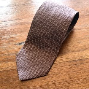 Brooks Brothers Makers Woven Silk Tie